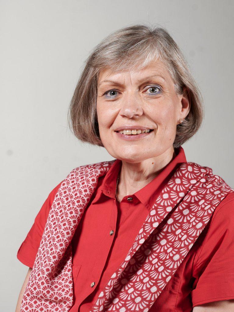 Gemeindereferentin Ulrike Röwekamp Seelsorgerin im Pastoralen Raum