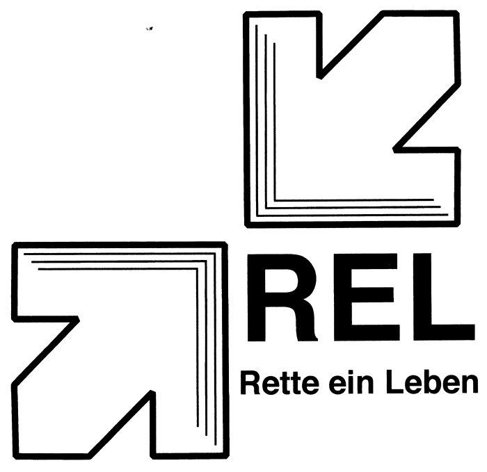 Logo REL Rette ein Leben