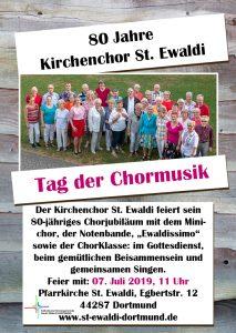 Tag der Kirchenchormusik @ St. Ewaldi Aplerbeck | Dortmund | Nordrhein-Westfalen | Deutschland