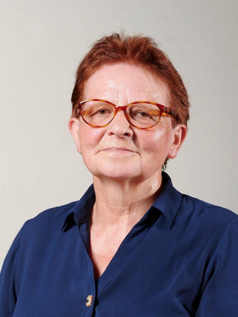 Küsterin Christine Wester
