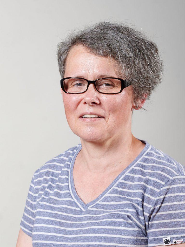 Küsterin Sabine Zurbrüggen